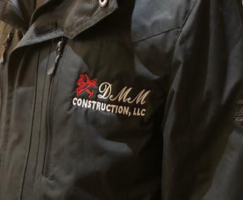 emb. jacket