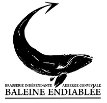 Logo Baleine Endiablée