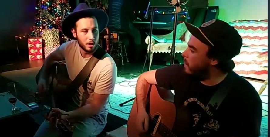Anthony et Charles