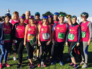 Peak Retreats Great South Run for Brain Tumour Research