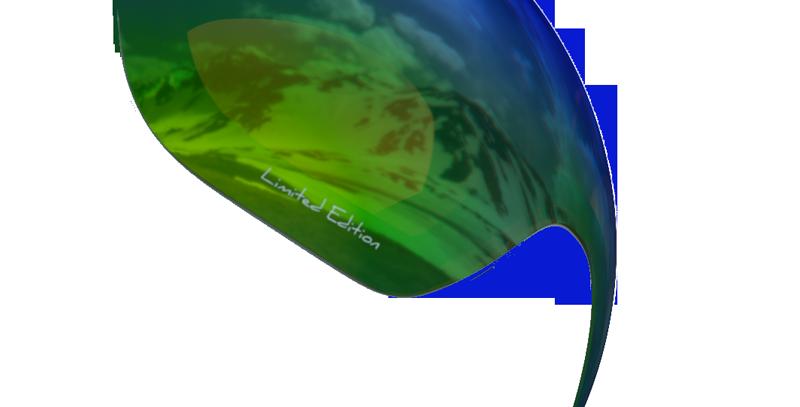 Aurora Polarised Lens - FUNNEL