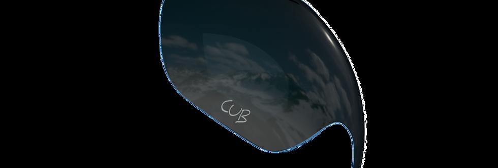 Smoke UV400 Lens - CUB