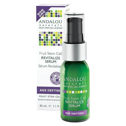Andalou Naturals 安達露絲 水果幹細胞修復精華