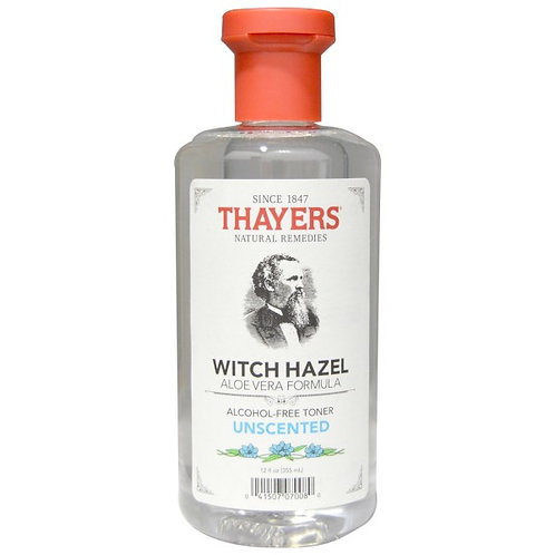 Thayers toner 爽膚水蘆薈原味-化妝水