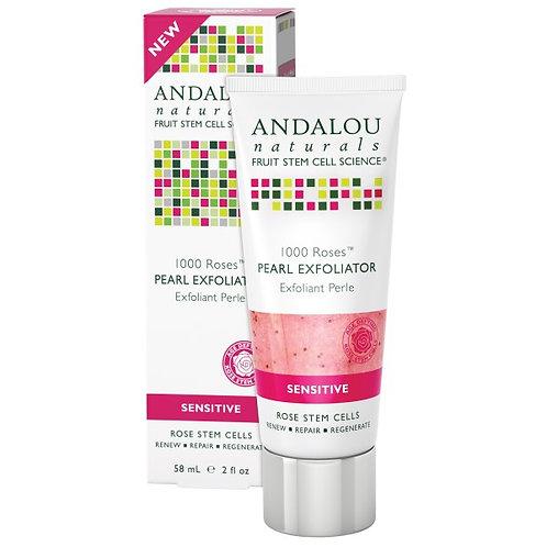 Andalou Naturals 安達露絲 1000 Roses™ 珍珠去角質啫喱