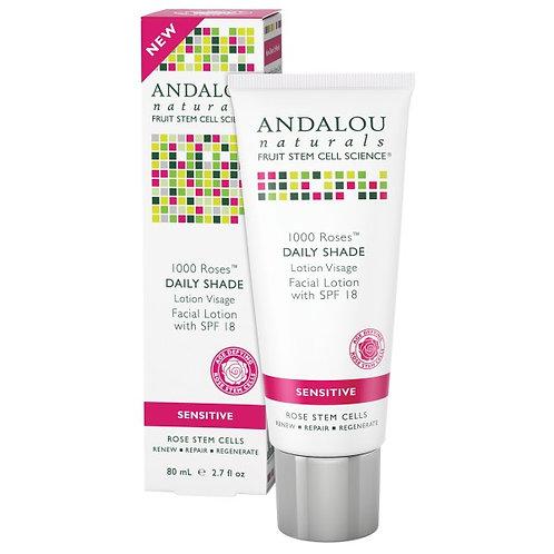 Andalou Naturals 安達露絲 1000 Roses™ SPF18 防曬修護乳