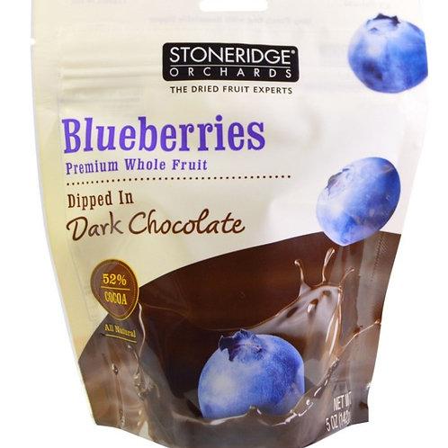 Stoneridge Orchards 黑朱古力 - 藍莓 (142g)
