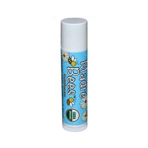 美國 Sierra Bees 有機潤唇膏 (無味)