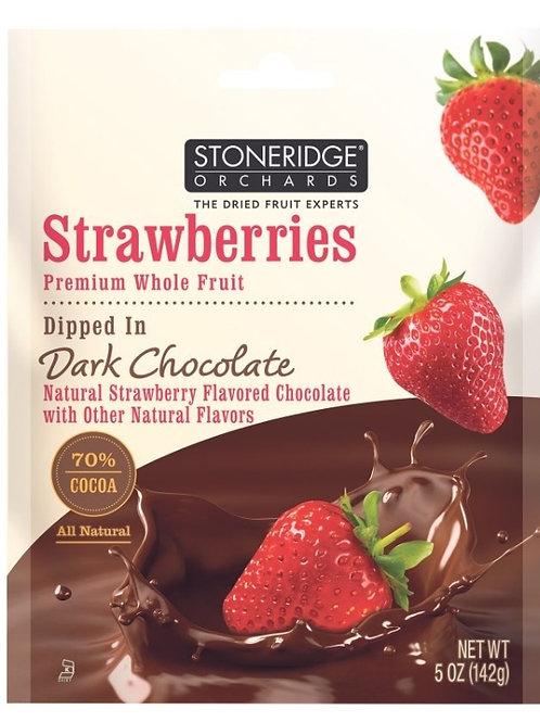 Stoneridge Orchards 黑朱古力 - 草莓 (142g)