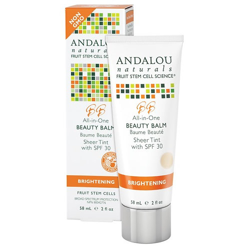 Andalou Naturals 安達露絲 SPF30 All in One BB防曬乳