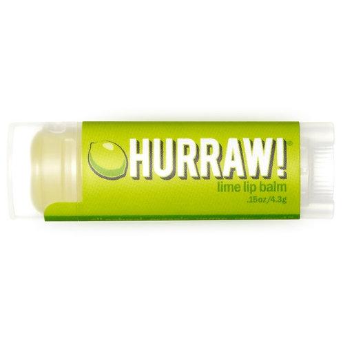 Hurraw 天然有機潤唇膏 - 青檸味 (4.3g)