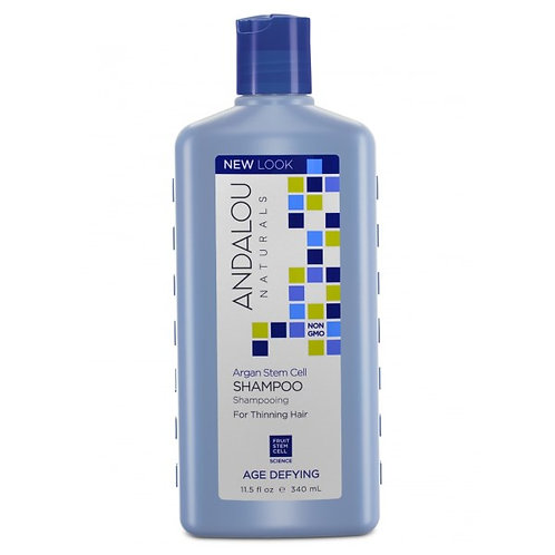 Andalou Naturals 安達露絲 摩洛哥堅果幹細胞防脫髮洗髮露 (340 ml)