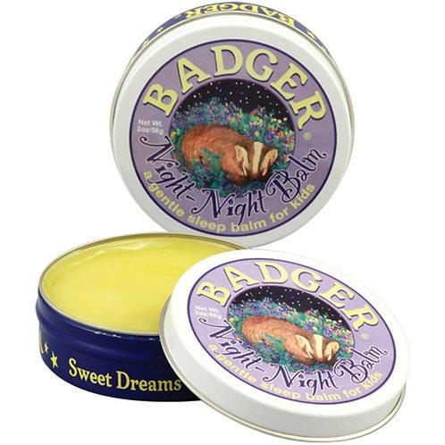 Badger 有機兒童甜睡潤膚膏 (56g)