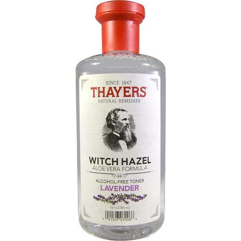 Thayers toner 爽膚水薰衣草蘆薈-化妝水