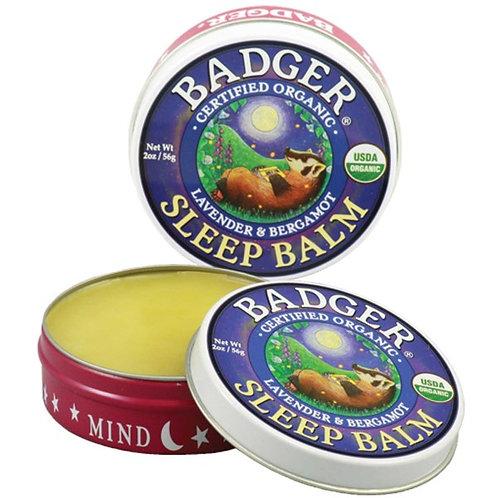 Badger 自然薰草香檸檬睡眠軟膏 (56g)