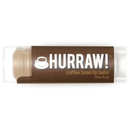 Hurraw 天然有機潤唇膏 - 咖啡味 (4.3g)