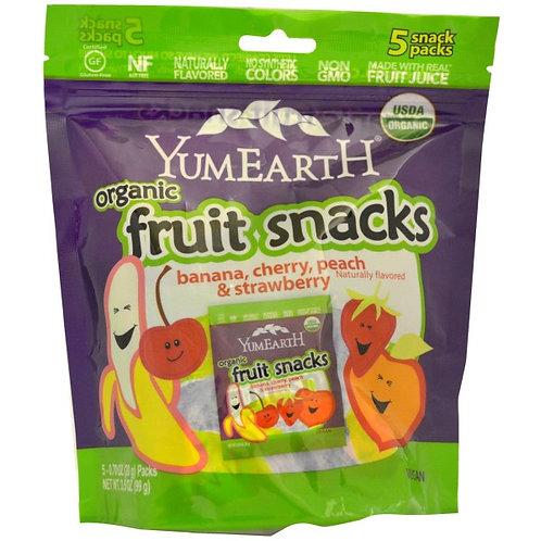 YumEarth Organic 有機水果糖 (99g)