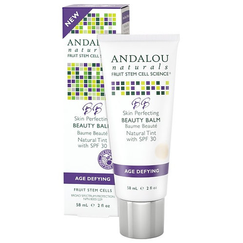 Andalou Naturals 安達露絲 SPF 30  自然色調完美肌膚 BB霜
