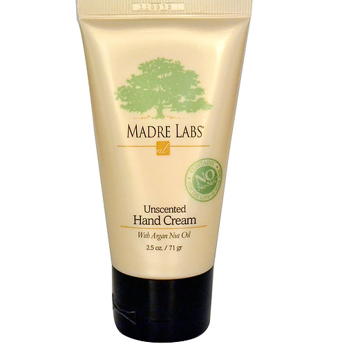 Madre Labs Argan Nut Oil Hand Cream 摩洛哥堅果油護手霜