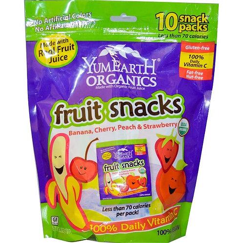 YumEarth Organic 有機水果糖 (176g)