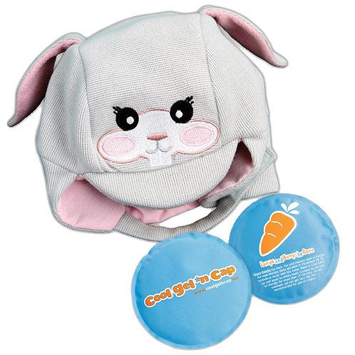 Cool Gel 'n Cap 小童急救帽子 (Tulip 兔仔)