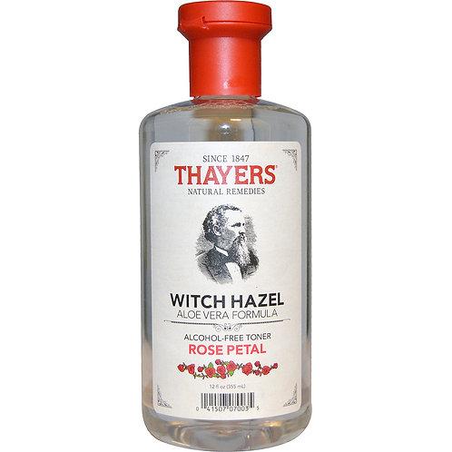 Thayers toner 爽膚水玫瑰花瓣-化妝水