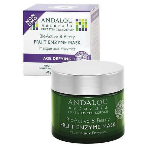 Andalou Naturals 安達露絲 活性8莓果酵素面膜