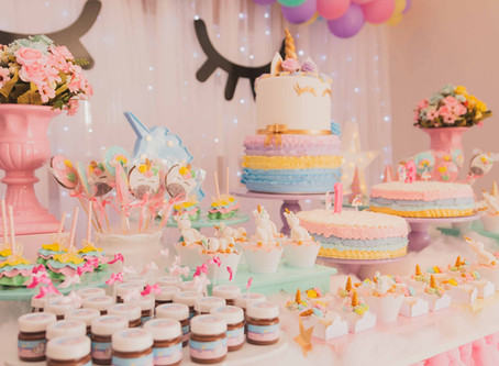 Birthday Parties and Kindness
