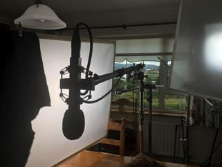Interview setup