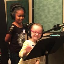A Lil Joy Kids Voiceovers / Lucy Capri