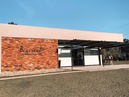Benevento: chocolate e café no Roteiro Caminhos de Pedra