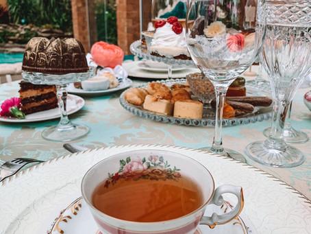 Chá da tarde em Porto Alegre - deliciosa novidade na capital dos gaúchos