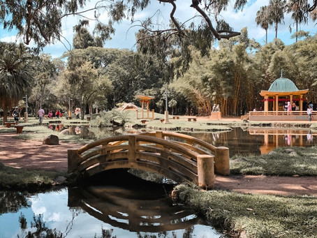 Porto Alegre/RS - Parque Farroupilha