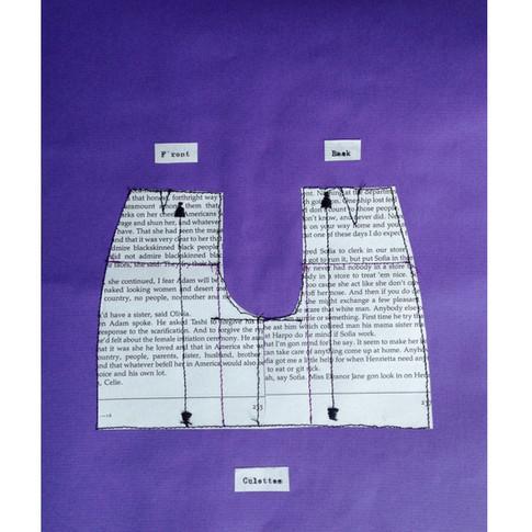 Miss Ceile's Pants:Culottes