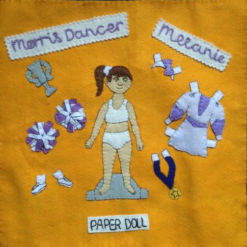 Melanie Morris Dancer