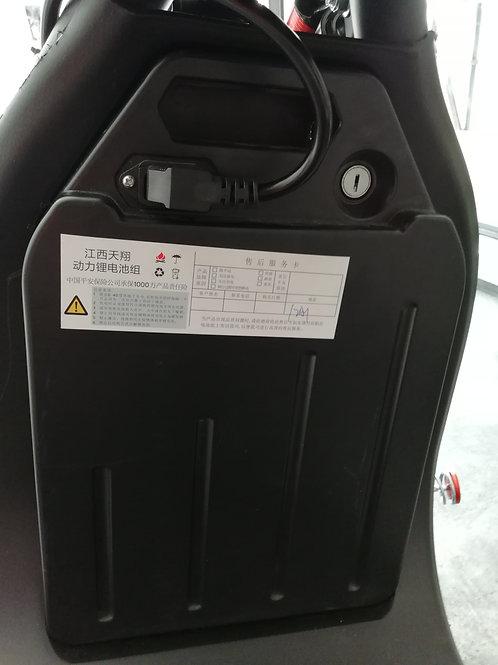 Batterie amovible 20 ah 60 volts  pour T-cruiser city coco