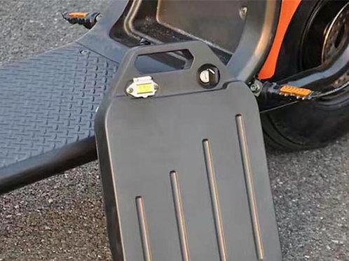 Batterie amovible 12ah 60V