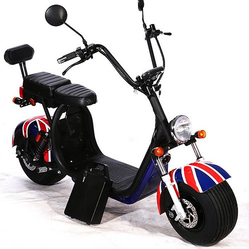 Modèle Super British 2020 Homologué