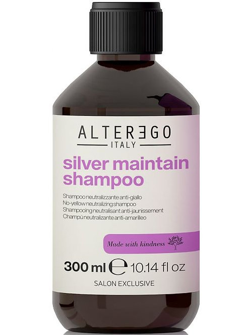 Alter Ego Silver Maintain Shampoo
