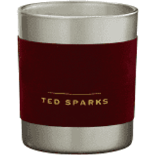 Ted Sparks Wood & Musk Scented Candle