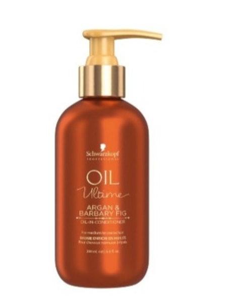 Schwarzkopf Oil Ultime Argan & Barbary Fig Oil-In-Conditioner