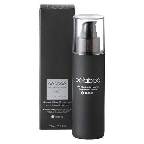 Oolaboo Skin Rebirth AHA Cleanser