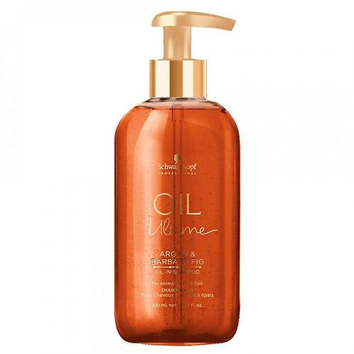 Schwarzkopf Oil Ultime Argan & Barbary Fig Oil-In-Shampoo