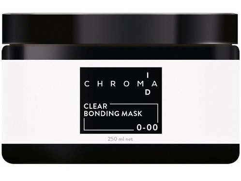 Schwarzkopf Chroma ID Color Mask Clear 0-00
