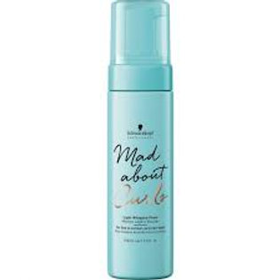 Schwarzkopf Mad About Curls Light Whipped Foam