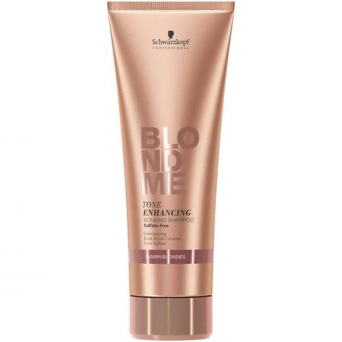 Schwarzkopf Blond Me Enhancing Shampoo Warm Blondes