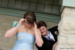 Prom 2015 'Spidey Sense is Tingling'