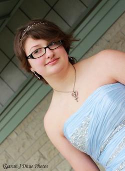 Prom Portrait