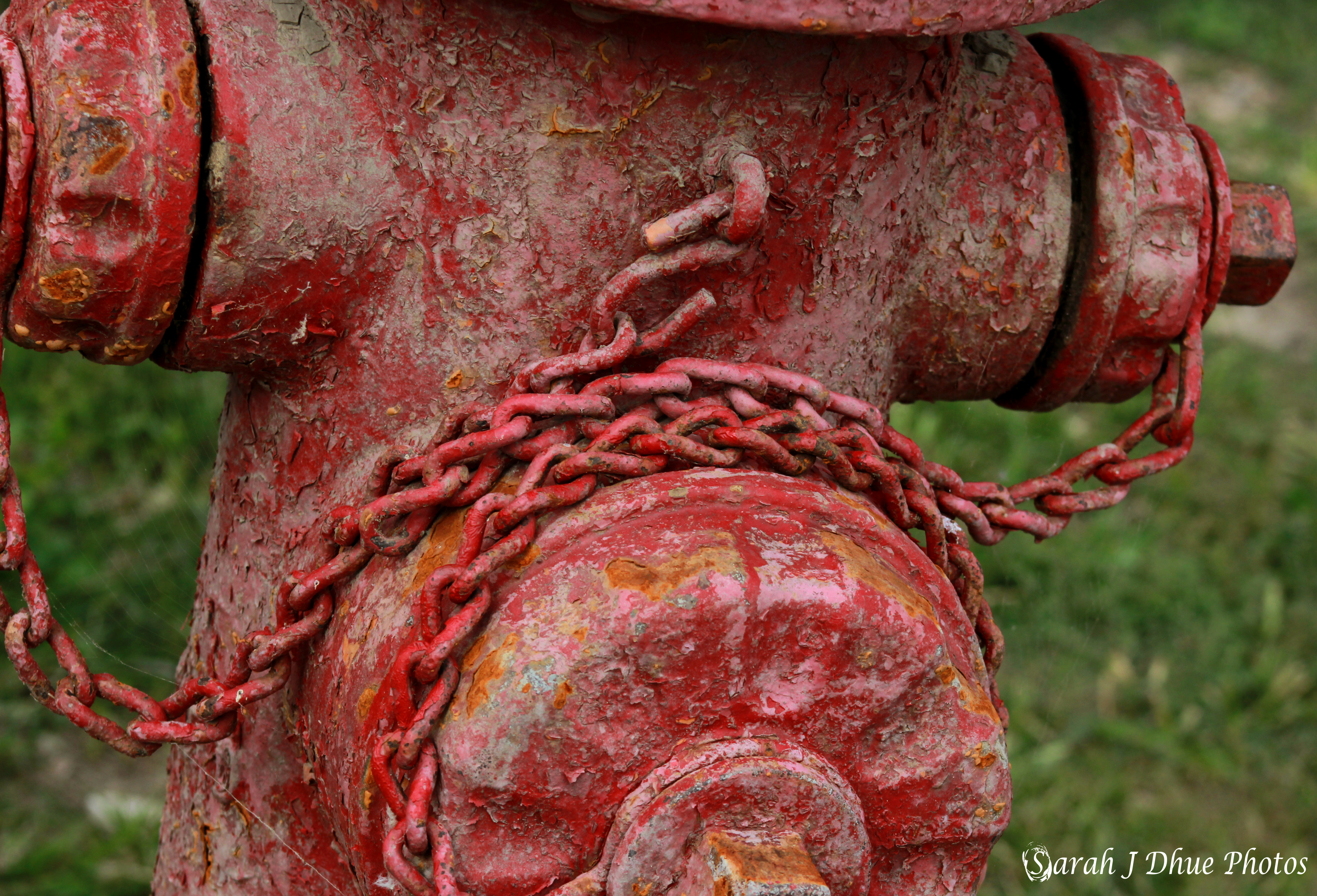 Fire Hydrant Chain