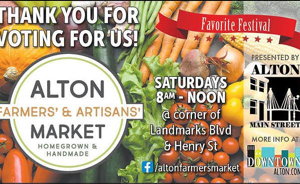 Alton Farmer's Market